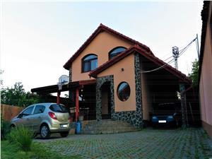 Casa de vanzare in Sibiu -INDIVIDUALA -proprietate deosebita