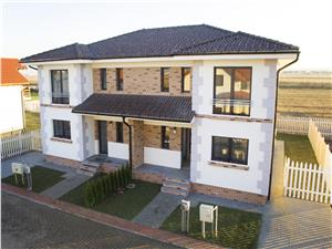 Casa de vanzare Sibiu - DUPLEX stil american -3 dormitoare la etaj