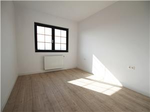 Duplex de vanzare in Sibiu - stil american -3 dormitoare la etaj