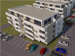 Apartament de vanzare in Sibiu - 2 camere spatioase- 43 mp