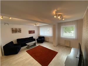 Apartament de vanzare in Sibiu, etaj 1, finisat, mobilat si utilat