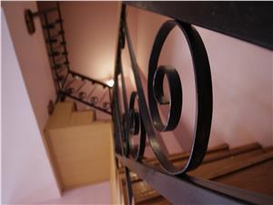 Casa de vanzare in Sibiu, SINGUR in curte - 250 mp utili la cheie