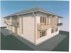 Apartament 3 camere de vanzare Sibiu -gradina 50mp si loc de parcare