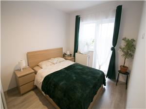 Apartament de vanzare in Sibiu-2 camere cu balcon-Mobilat si utilat
