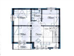 Casa de vanzare in Sibiu - cu 6 camere - imobil nou - zona Triajului