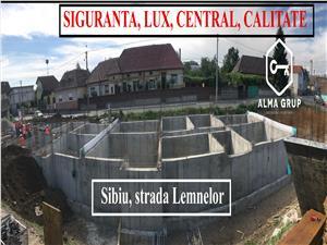 Apartament de vanzare Sibiu - 2 camere -HIBRID