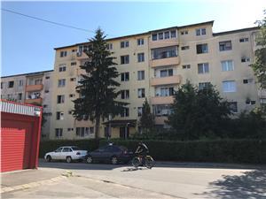 Apartament cu 2 camere de vanzare in Sibiu - Kaufland - Rahovei
