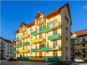 Garsoniera de vanzare in Sibiu - Confort 1 - Alma Grup