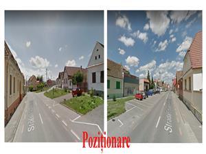 Spatiu comercial de inchiriat in Sibiu, vitrina la strada