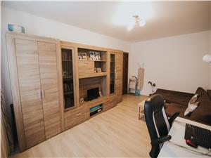Apartament de vanzarea in Sibiu-2 camere-mobilat si utilat-Turnisor