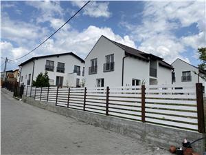 House for sale in Sibiu - detached - neighborhood of houses