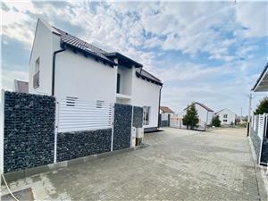 Casa de vanzare in Sibiu - individuala - cartier de case