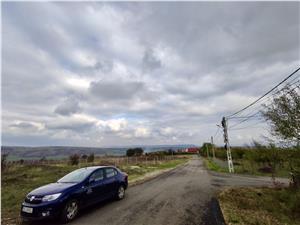 Teren de vanzare in Sibiu - Daia Noua - priveliste superba 21 E/mp