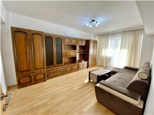 Apartament de inchiriat in Sibiu-2 camere cu balcon mare-Mihai Viteazu