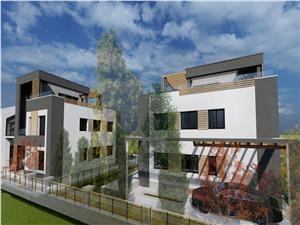 Duplex de vanzare in cartier privat - concept lux