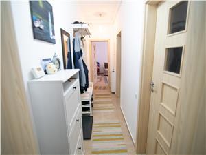 Apartament de vanzare in Sibiu-2 camere cu balcon- Calea Cisnadiei