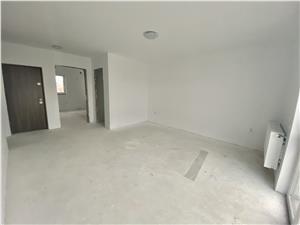 Apartament de vanzare in Sibiu-4 camere si gradina de 70 mp-