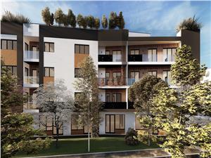Apartament de vanzare in Sibiu - 2 Camere - Decomandat - Piata Cluj