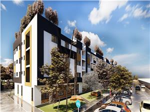 Apartament de vanzare in Sibiu - 2 Camere - Decomandat zona Piata Cluj