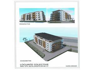 Penthouse NOU, cu 3 camere- zona centrala - Piata Cluj