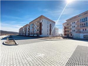 Apartament de vanzare in Sibiu - 3 camere, 2 balcoane - imobil cu lift