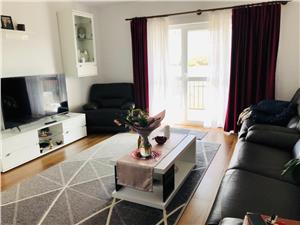 Wohnung zum Verkauf in Sibiu - 4 Zimmer und Balkon