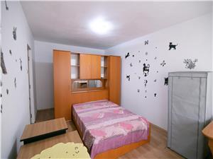 Apartament de vanzare in Sibiu-2 camere cu balcon si pivnita-M.Viteazu