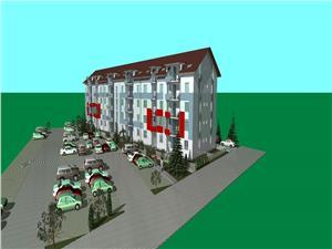 Apartament 2 camere de vanzare Sibiu - DECOMANDAT