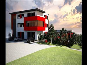 Spatiu de vanzare in Sibiu-63 mp cu balcon-situat in Cisnadie