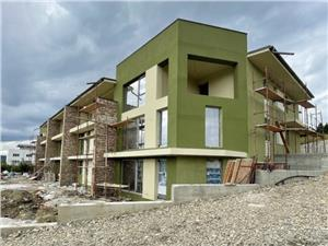 House for sale in Sibiu - 3 rooms + dressing room