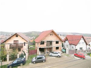 Casa de vanzare in Sibiu - 4 camere cu Pivnita- zona Sura Mare