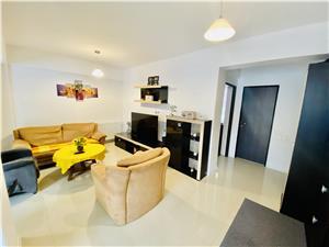Apartament de vanzare in Sibiu-3 camere cu 3 balcoane-C.Arhitectilor