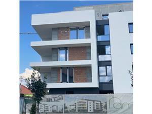 Apartament de vanzare in Sibiu -bucatarie separata, terasa si balcon