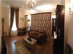 Apartament 3 camere de inchiriat ultra-central