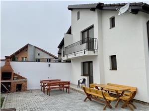 casa de vanzare in Sibiu cu 4 apartamenate - prebabil regim hotelier