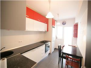 Apartament de vanzare in Sibiu- 3 camere si 2 balcoane-Calea Cisnadiei