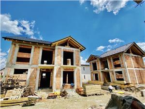 Casa de vanzare in Sibiu - Selimbar - individuala - carport
