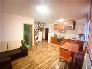 Apartament de vanzare in Sibiu - 3 camere si balcon - Vasile Aron