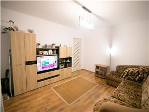 Apartament de vanzare in Sibiu - 2 camere cu balcon mare - Selimbar