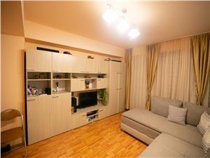 Apartament de vanzare in Sibiu - 2 camere decomandate - Vasile Aron