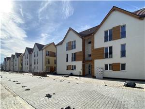 Apartament de vanzare in Sibiu - 3 Camere - Etaj 1 - Selimbar (R)