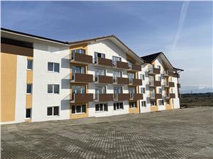 Apartament de vanzare in Sibiu cu 3 camere si Gradina
