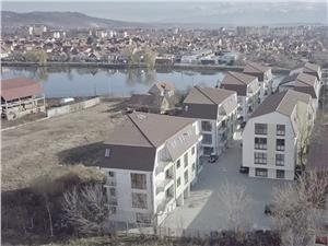 Apartament de vanzare in Sibiu, 2 camere decomandat - Lacul lui Binder