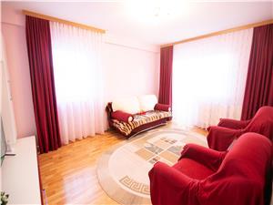 Apartament de vanzare in Sibiu-2 camere si 2 balcoane-Calea Cisnadiei