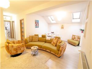 Apartament de vanzare in Sibiu -3 camere cu balcon -Gusterita