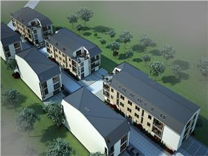 Apartament de vanzare Sibiu – 2 camere – ETAJ 1