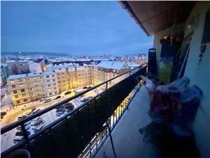 Wohnung zum Verkauf in Sibiu - mit 3 Zimmern