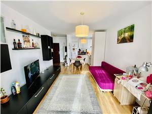Apartament de vanzare in Sibiu-2 camere cu balcon-2/4-C.Surii Mici