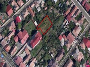 Teren de vanzare in Sibiu - 640mp - zona Piata Cluj