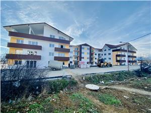 Apartament de vanzare in Sibiu-3 camere cu balcon-Calea Cisnadiei